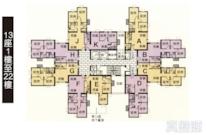 CHARMING GARDEN Block 13 Low Floor Zone Flat F Olympic Station/Nam Cheong