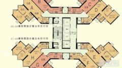 將軍澳廣場 1期 3A座 高層 E室 將軍澳