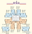 TSUEN KING GARDEN Phase 1 - Block 4 High Floor Zone Flat H Tsuen Wan